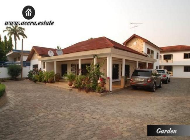 12 Bedroom Hotel For Sale at Airport Residential Area Accra