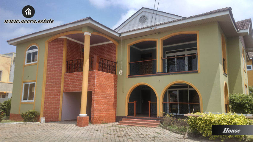 4 Bedrooms House For Rent in Adjiringanor East Legon Accra. 5 Bedroom house For Rent in Achimota Accra Ghana   Ghana Real