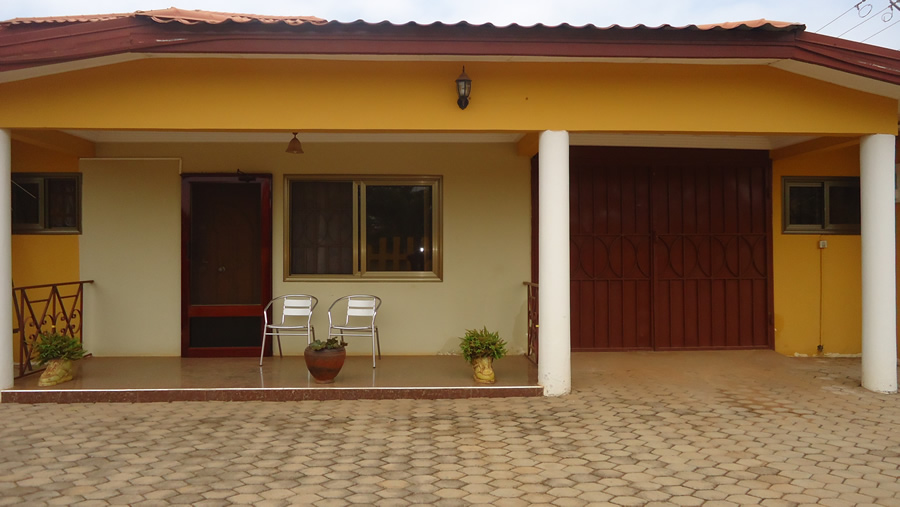 3 Bedrooms Furnished House for Rent at Spintex Accra