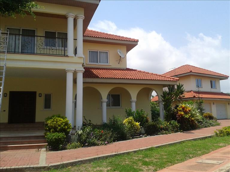 House for rent in trasacco valley ghana real estate for 4 bedroom house prices