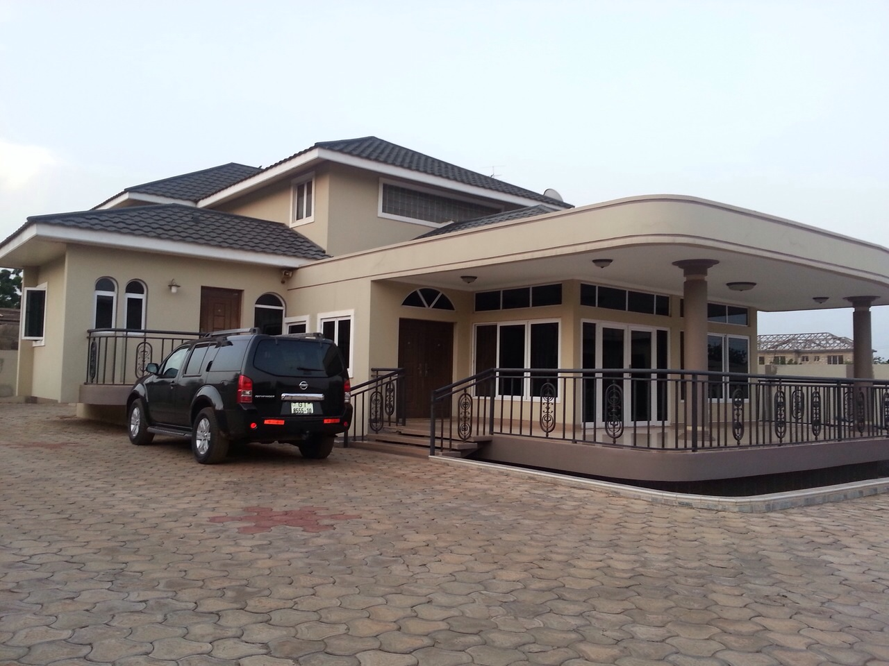 Trasacco Valley Houses Accra In Ghana likewise House For Sale In Trasaco Estates In Accra Ghana 4 1423438215 Ghana furthermore Ghana Homes furthermore East Legon Ghana Houses For Sale furthermore Bedroom House  2 Boys Quarters Rent At Trassacco. on estates in accra ghana houses for sale