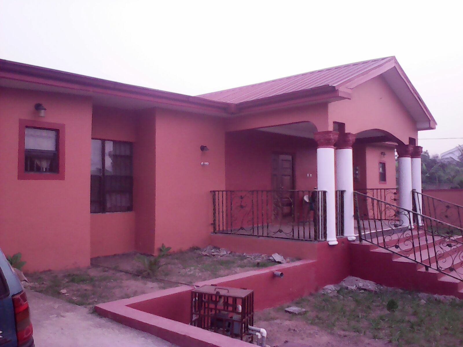 4 Bedrooms House For Sale In Kumasi Houses For Sale Houses For Rent In Ghana