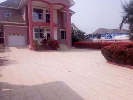 4 bedrooms House for sale at East Legon 440x330 Homepage