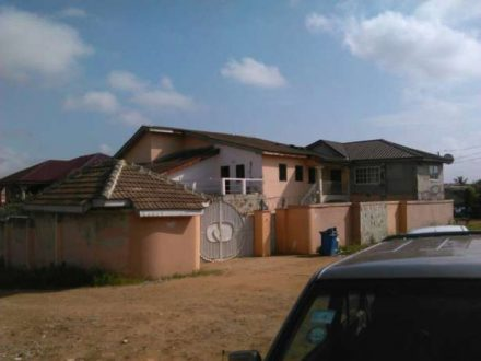 1 exec 4 beds house with only 3 tenants for rent at kwabenya mragyei 440x330 Homepage