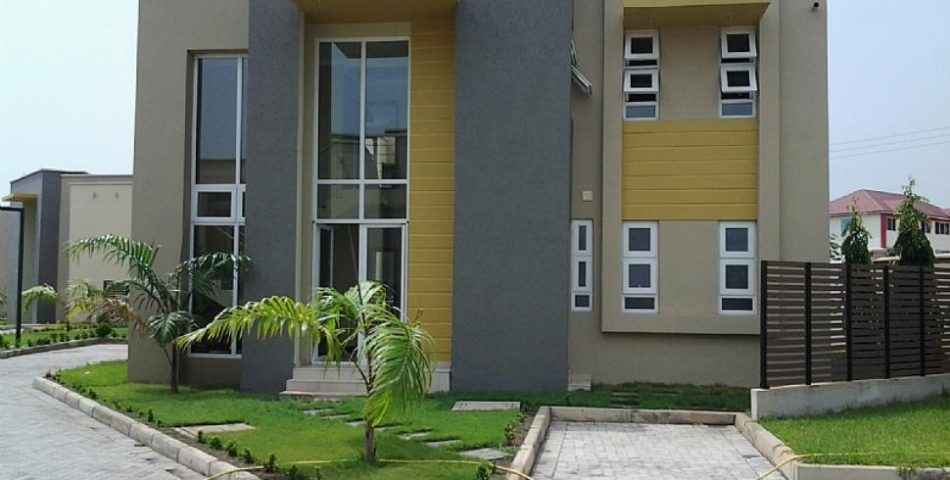3 and 4 bedroom houses for sale at Adjiringanor East Legon