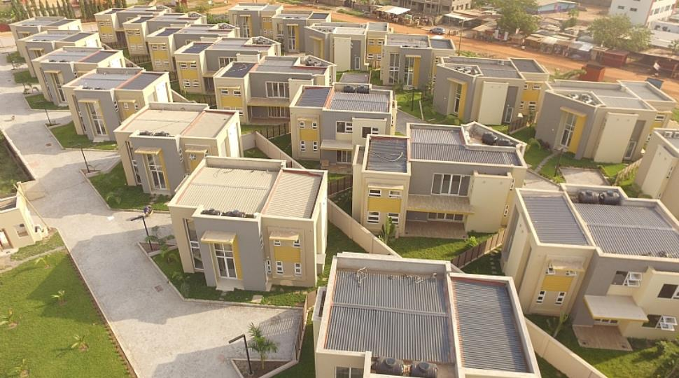 3 And 4 Bedroom Houses For Sale At Adjiringanor,East Legon