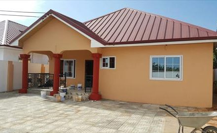 3 bed room house for sale at Ashongman 440x270 Homepage
