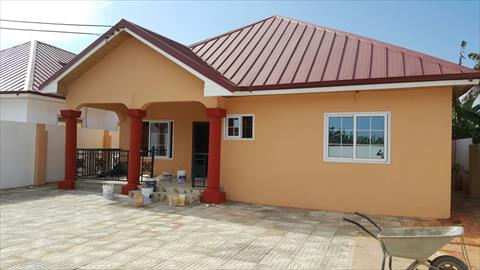 3 Bed Room House For Sale At Ashongman Houses For Sale