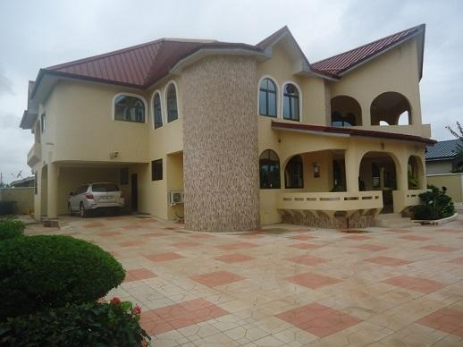 5 bedroom house for sale in ashongman estates accra for Ghana house plans for sale