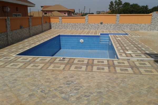 Executive 5 Bedroom House With Pool In East Legon Houses For Sale Houses For Rent In Ghana
