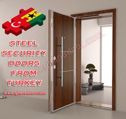 Turkish Security Doors For Sale in Accra Ghana