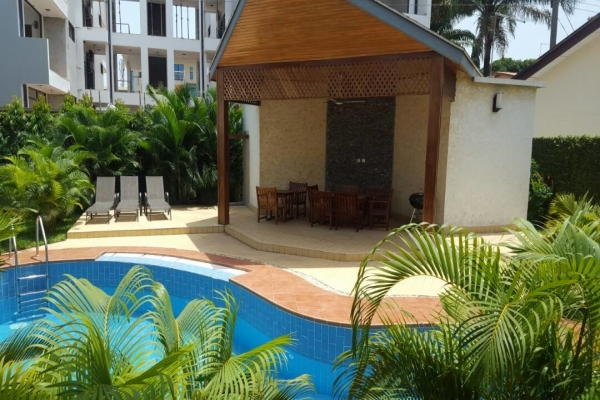 4 Bedroom Townhouse W Pool To Let In Cantonments Houses For Sale Houses For Rent In Ghana