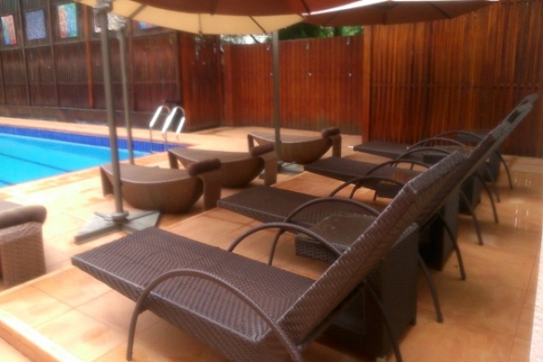 4 Bedroom Townhouse W Pool Gym For Sale In Ridge Houses For Sale Houses For Rent In Ghana