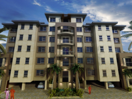 One Bedroom Luxury Apartment w Pool Gym to let in Cantonments 1 440x330 Homepage