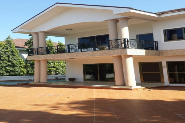 4 Bedroom Standalone House W Pool To Let In Cantonments Houses For Sale Houses For Rent In Ghana