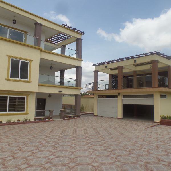 Homes For Rent 4 Bedroom: 4 Bedroom House For Rent In East Legon