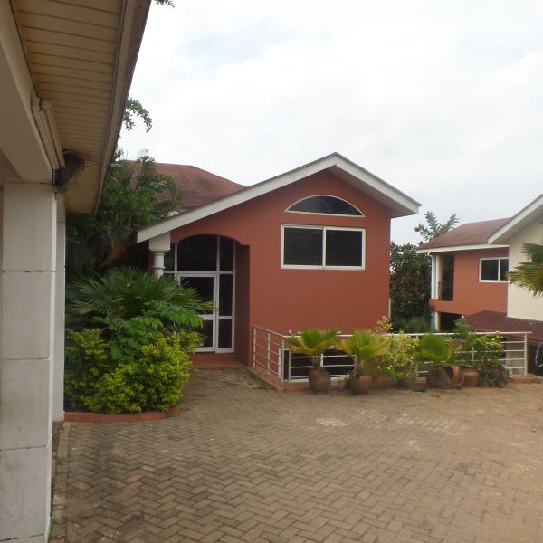 4 Bedroom House For Rent In Dzorwulu