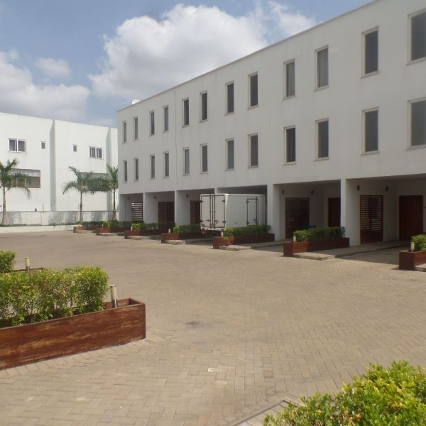 3 Bedroom Townhouse For Rent: 3 Bedroom Townhouse For Rent In East Legon