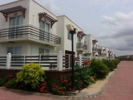 4 Bedroom Townhouse w Pool Gym to let in Northwest Teshie 1 440x330 Homepage