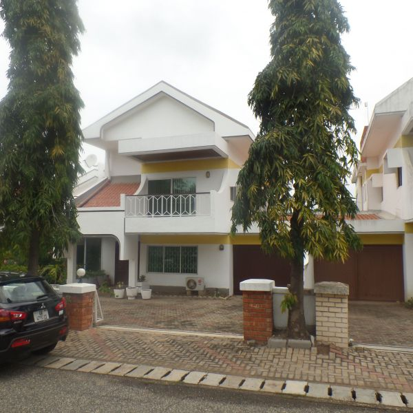 House For Rent 4 Bedroom: 4 Bedroom Townhouse For Rent In Cantonments