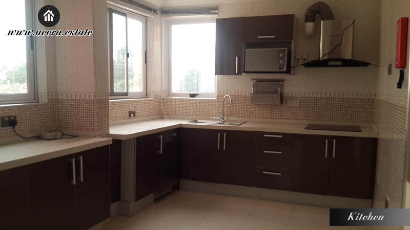 2 bedrooms apartment for rent in east legon