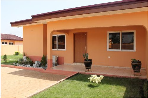 2 Bedrooms House for sale at Katamanso Accra