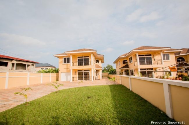 4 Bedrooms House for sale in Accra by The Mahogany Real Estate 1 650x430 4 Bedrooms House for sale in Accra by The Mahogany Real Estate 1