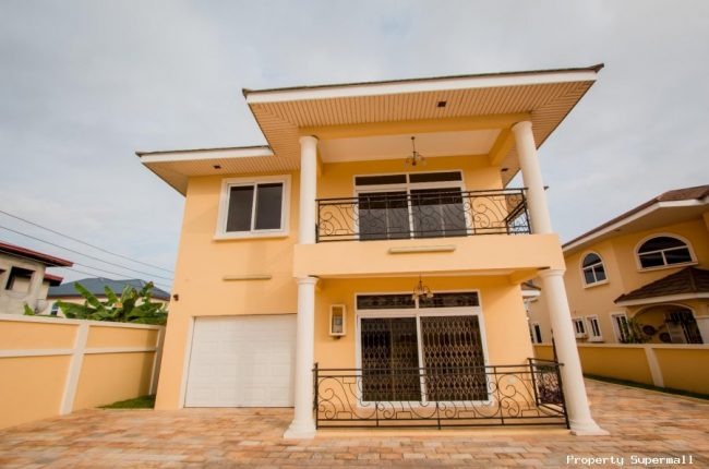 4 Bedrooms House for sale in Accra by The Mahogany Real Estate 3 650x430 4 Bedrooms House for sale in Accra by The Mahogany Real Estate 3