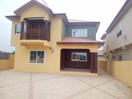 4 bedroom house for sale at Abokobi 4 bedroom house for sale at Abokobi