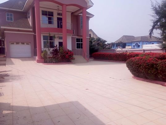4 bedrooms House for sale at East Legon 4 bedrooms House for sale at East Legon