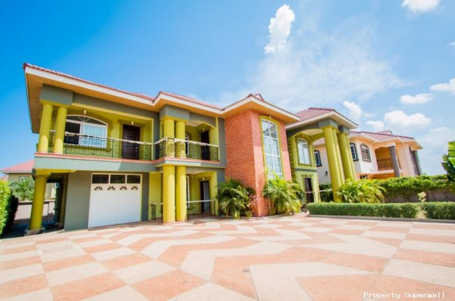 4 bedrooms house for sale in Adjiringanor by Buildaf 650x430 4 bedrooms house for sale in Adjiringanor by Buildaf