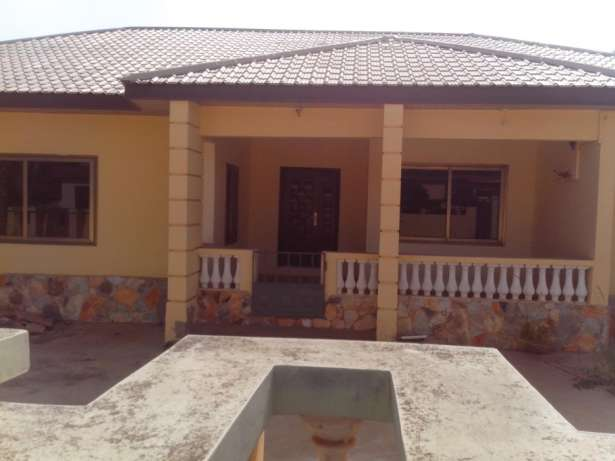 1 three bedroom house for sale at adenta near deyoungsters school hotcak  1 three bedroom house for sale at adenta near deyoungsters school hotcak
