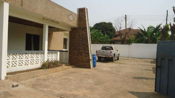 3 4bedroom house with two masters and one store for sale at adenta  3 4bedroom house with two masters and one store for sale at adenta