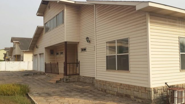 %name 4 Bedroom House to rent at Spintex